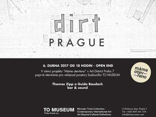 DIRT PRAGUE – Thomas Zipp & Guido Baudach