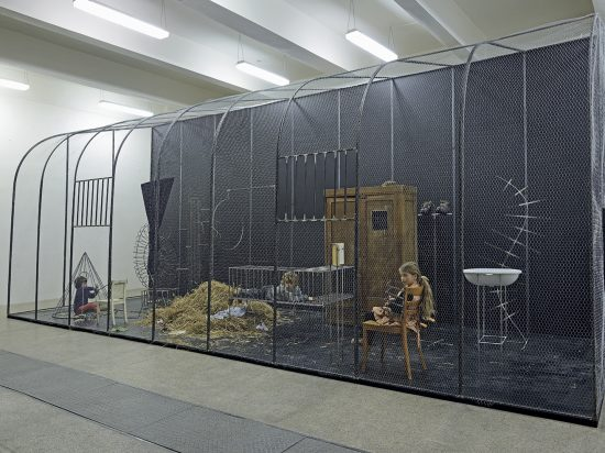 Eva Koťátková in Haus Mödrath – Räume für Kunst